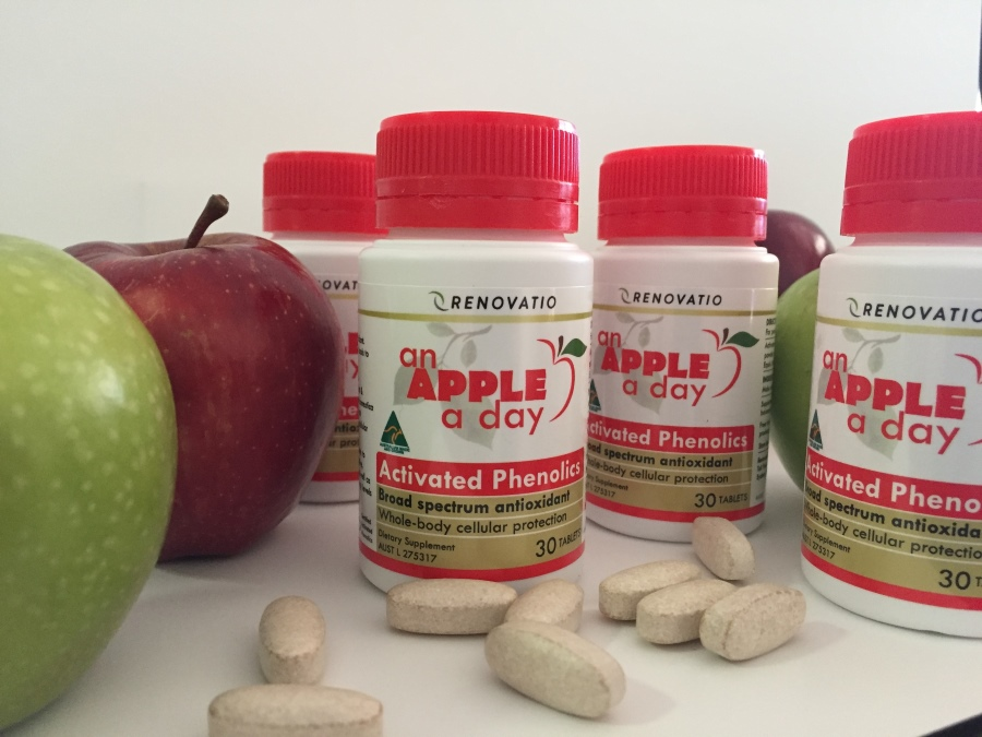 World first antioxidant skin cream made from apples launches in