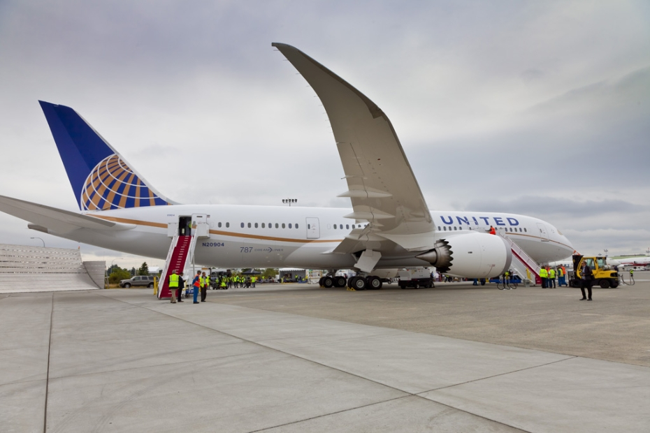United celebrates introduction of 787-9 Dreamliner on Sydney routes with fare sale.