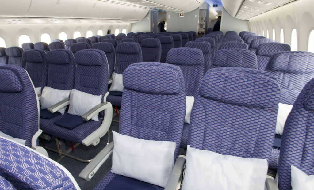 United Airlines Boeing 787 9 Seating