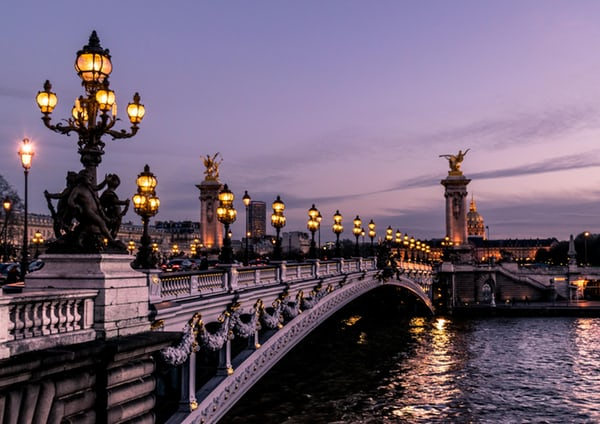 Paris is a popular holiday destination and it's easy to see why